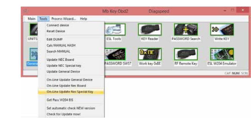 Diagspeed Pro MB Key OBD2 Programmer Beginner Guide (16)