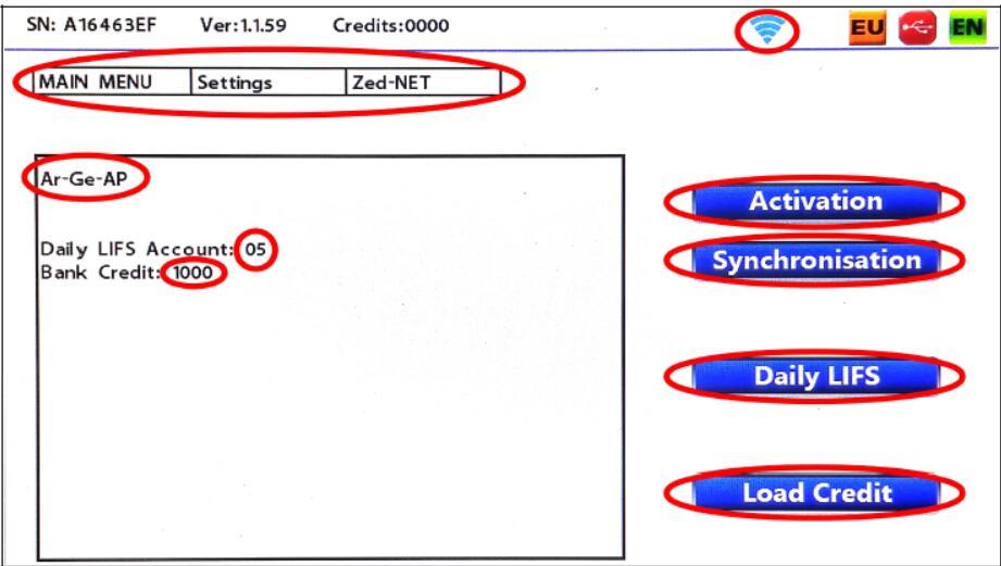 How to Setup Zed-NET for Zed-Full for Internet Work (4)