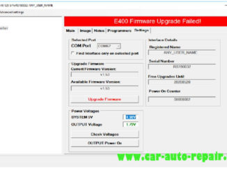 How to Upgrade UltraProg Programmer Firmware (6)