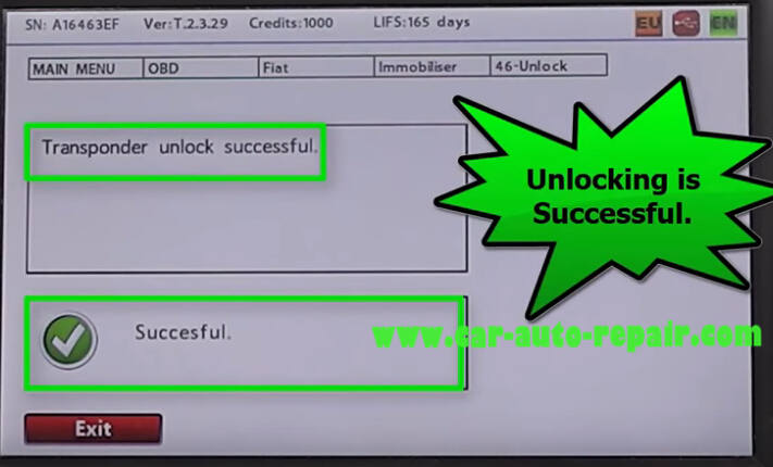 How to Use Zed-Full Unlock FIAT ID46 Transponder (11)