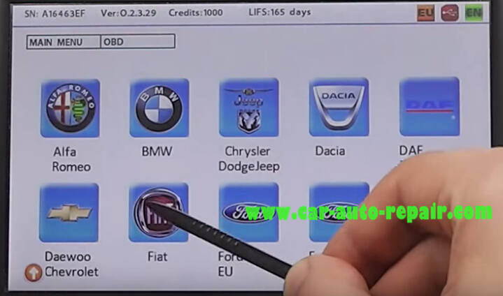 How to Use Zed-Full Unlock FIAT ID46 Transponder (6)