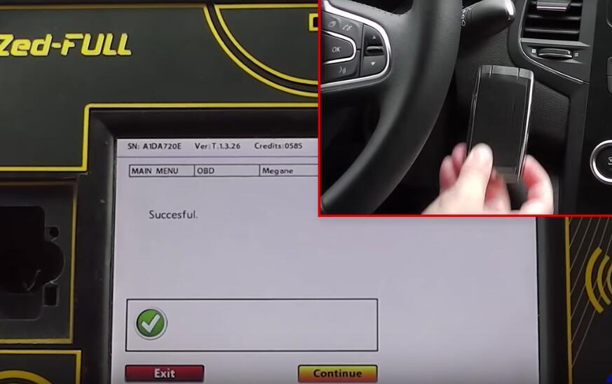 Renault Megane IV 2015+ Key Programming by Zed-Full (20)