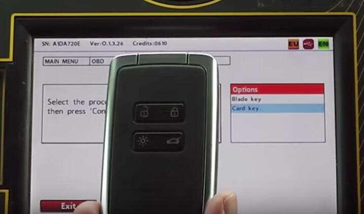 Renault Megane IV 2015+ Key Programming by Zed-Full (6)