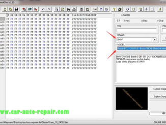 How to Use Immo Killer 1.0 to Disable BMW 93C46 IMMO-1