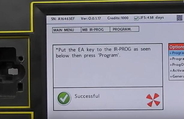 Benz W204 W207 W212(Old) All Key Lost Programming by Zed-Full (32)