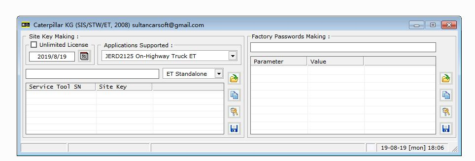 CAT Factory Password Keygen &ET SIS STW License Key Download (8)