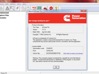 Cummins InPrower Pro V11.5 Free Download