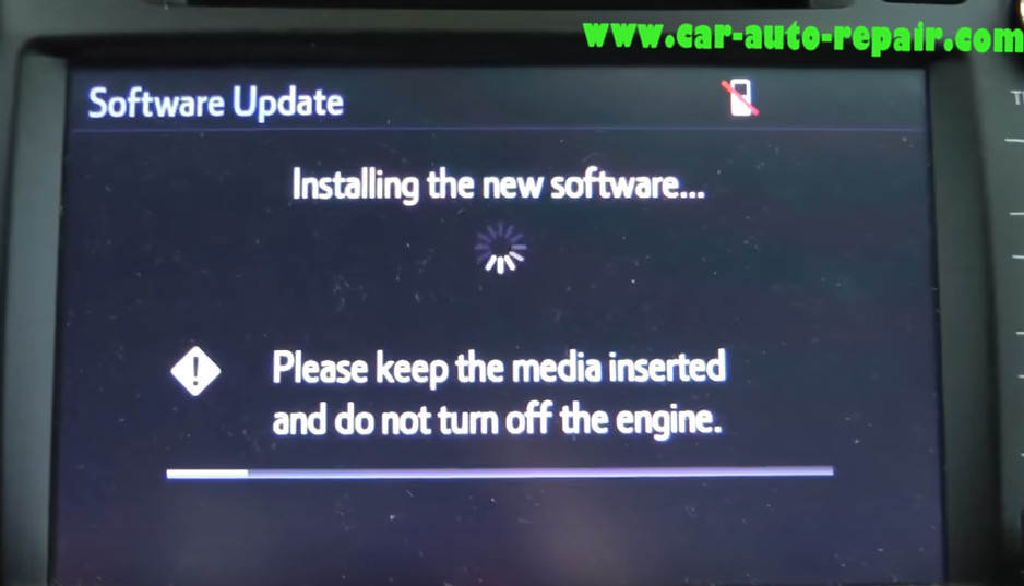 DIYHow to Update Toyota GPS Navigation Map by SD Card (10)