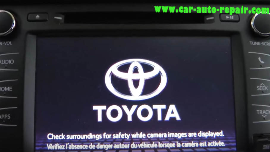 DIYHow to Update Toyota GPS Navigation Map by SD Card (6)