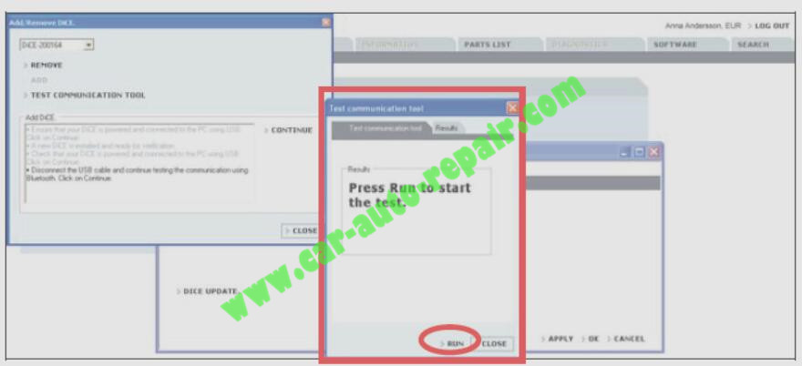 How to Adding the First DiCE Unit in Volvo VIDA 2014D (13)