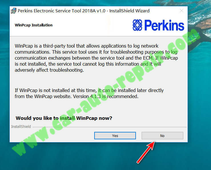 How to Install Perkins EST 2016C and 2018A on Win7 & Win10 (8)