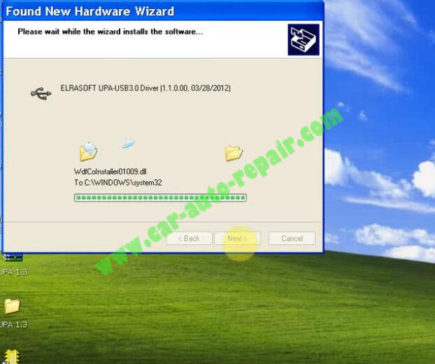 How to Install UPA USB Programmer V1.3 Software (14)