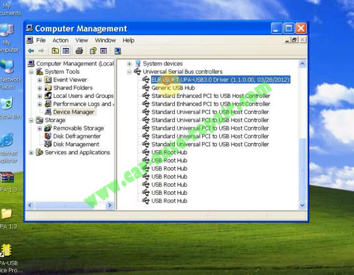 How to Install UPA USB Programmer V1.3 Software (15)
