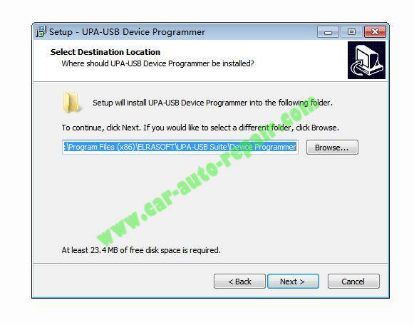 How to Install UPA USB Programmer V1.3 Software (20)
