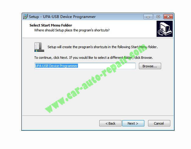 How to Install UPA USB Programmer V1.3 Software (21)