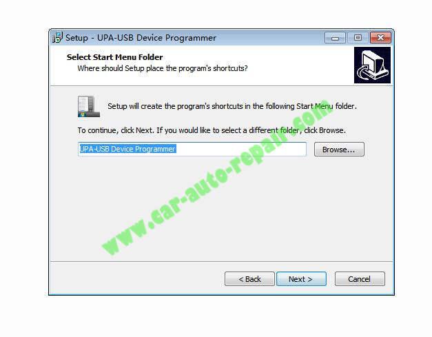 How to Install UPA USB Programmer V1.3 Software (21)