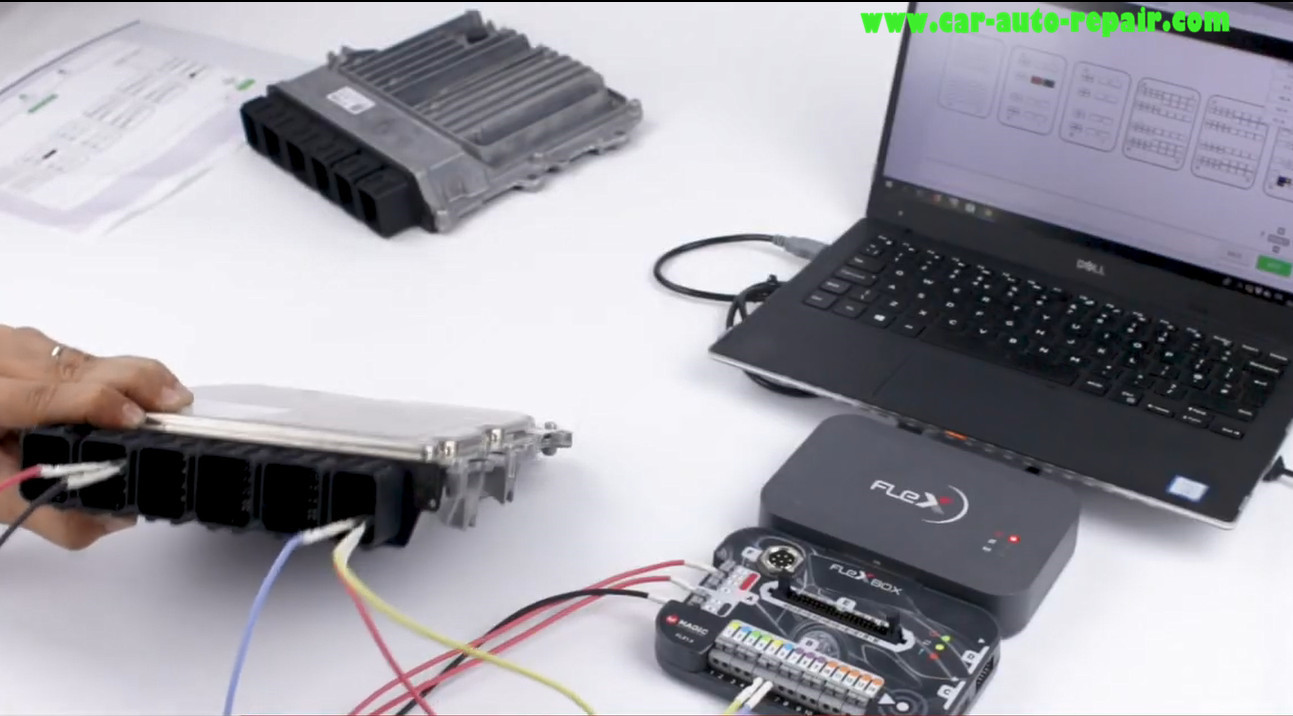 How to Use FLEX Programmer to Clone BMW Bosch MDG1 ECU (10)