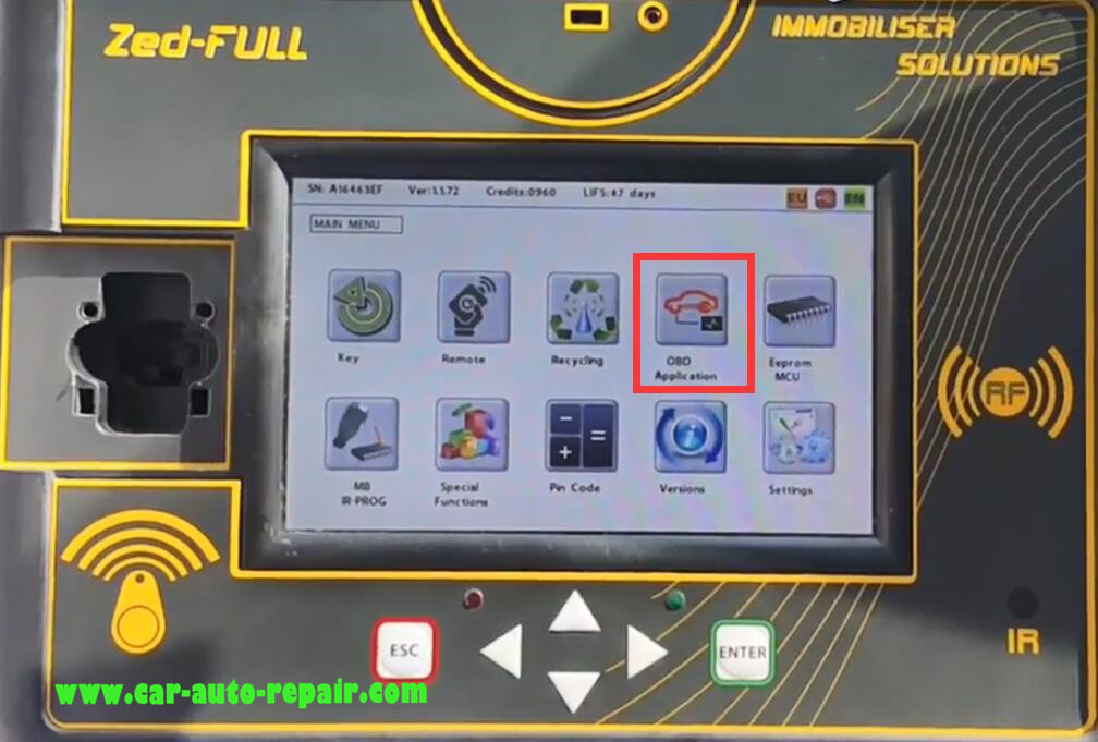 Renault SYMBOL 13+ Key Programming by Zed-Full Programmer (2)