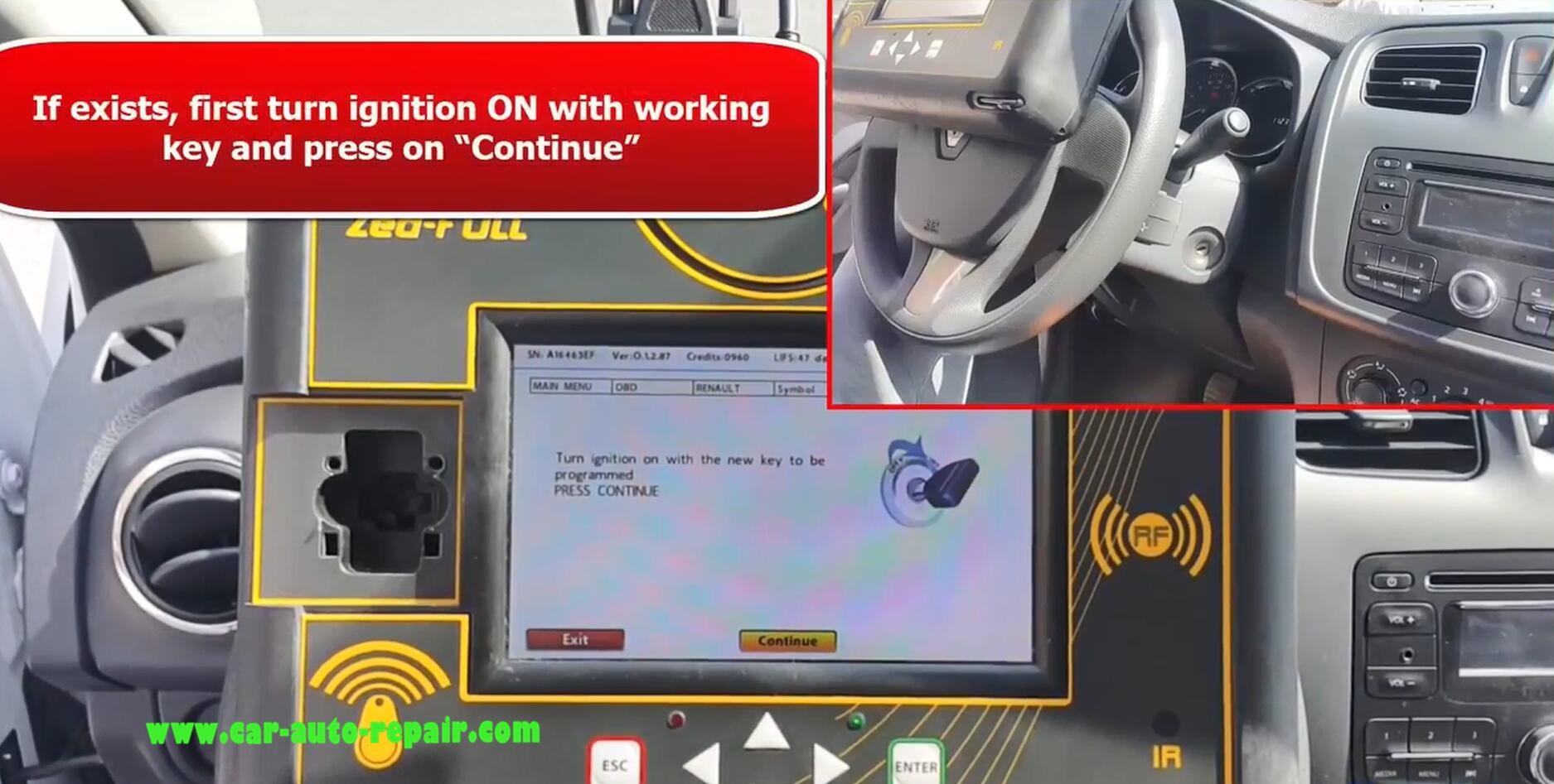 Renault SYMBOL 13+ Key Programming by Zed-Full Programmer (7)