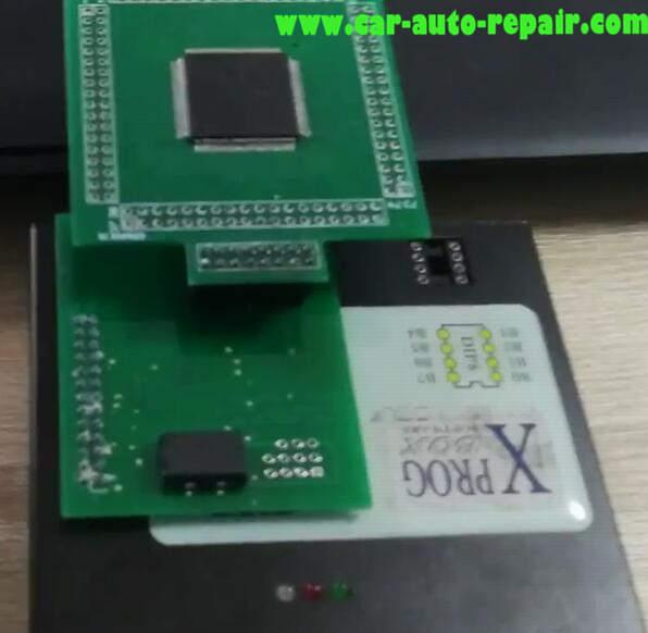 XPROG-M Programmer Read BMW CAS4 5M48H (1)