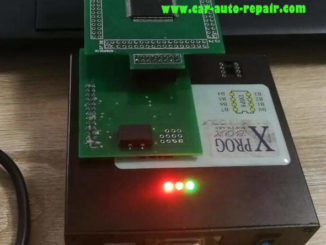XPROG-M Programmer Read BMW CAS4 5M48H (5)