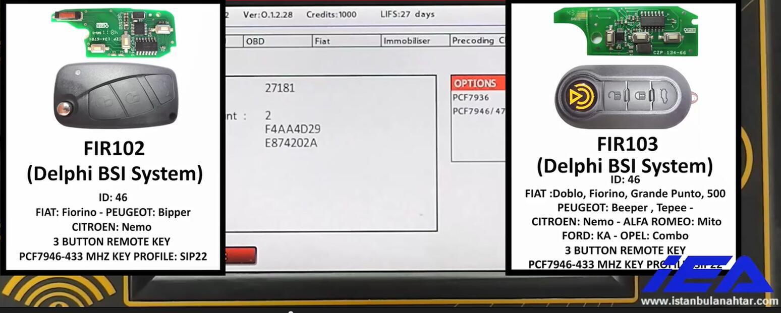 Zed-Full Add New Keys for Dodge Ram Promaster City (10)