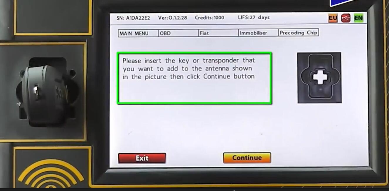 Zed-Full Add New Keys for Dodge Ram Promaster City (13)