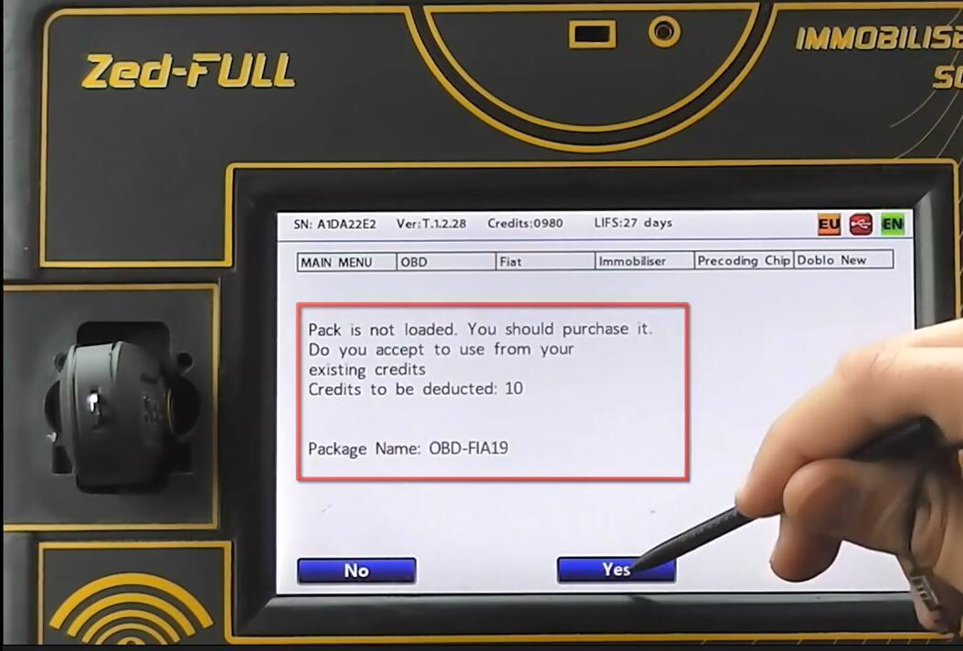 Zed-Full Add New Keys for Dodge Ram Promaster City (15)