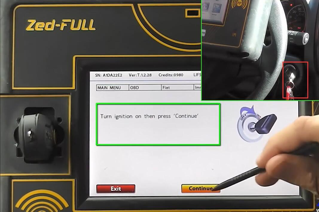 Zed-Full Add New Keys for Dodge Ram Promaster City (18)