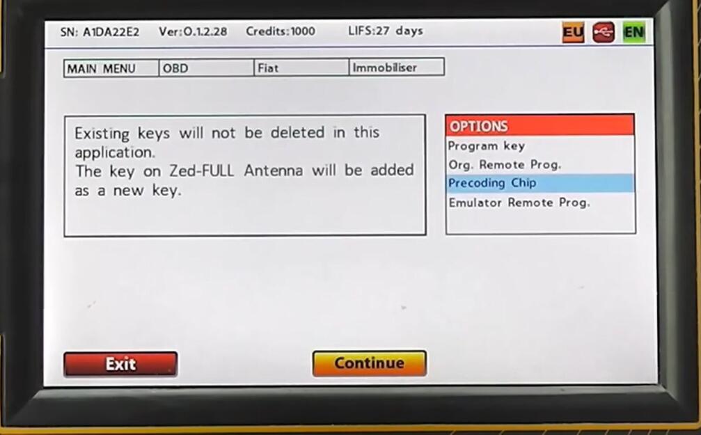 Zed-Full Add New Keys for Dodge Ram Promaster City (5)