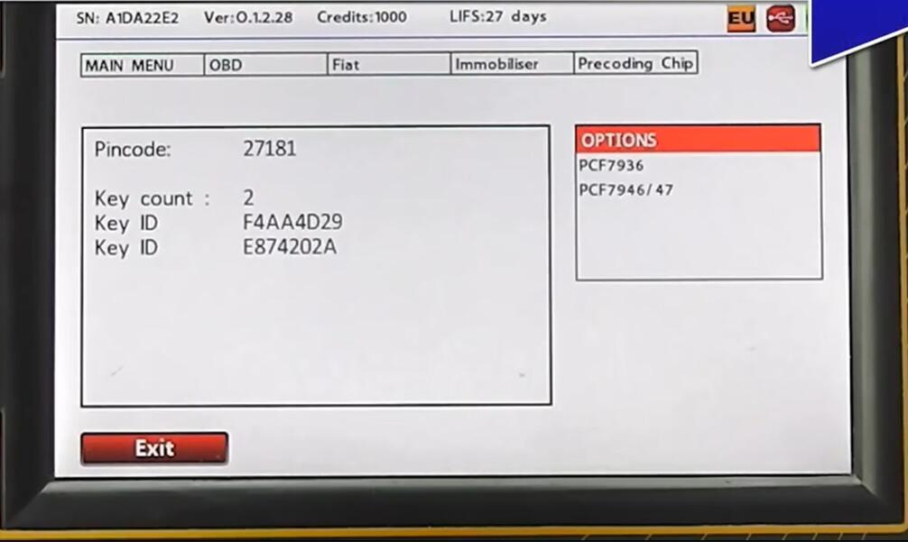 Zed-Full Add New Keys for Dodge Ram Promaster City (9)