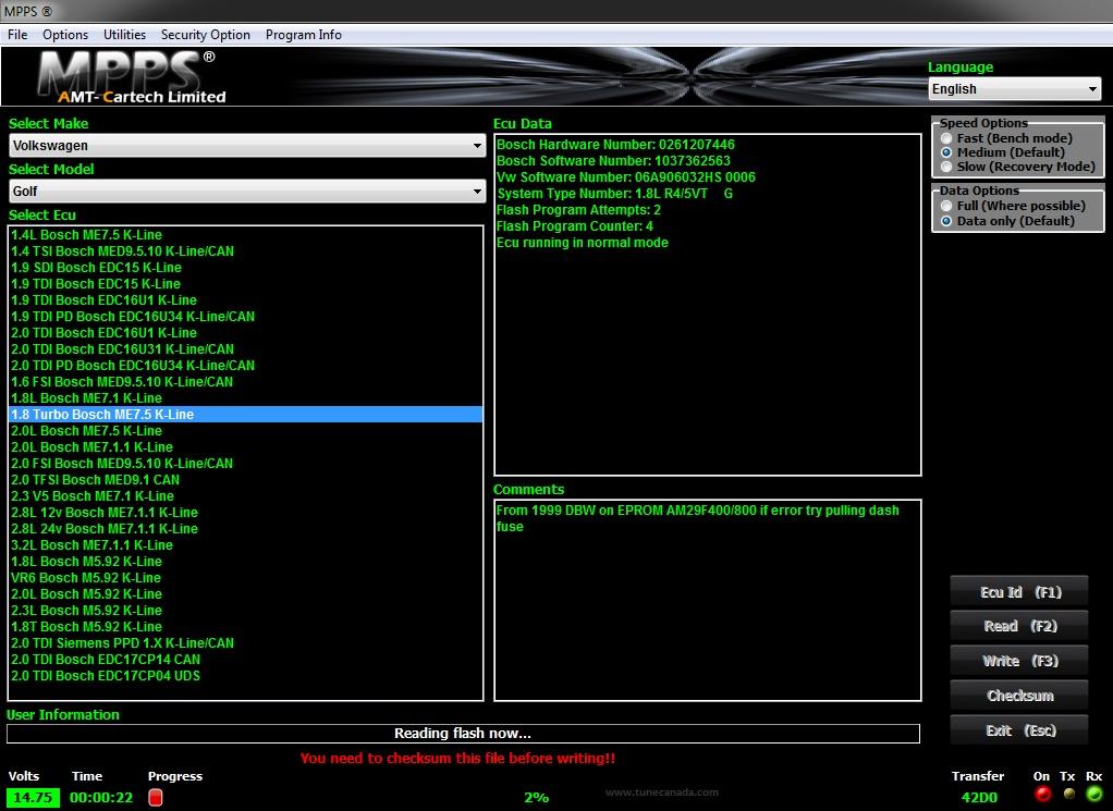 MPPS V22 V21 V18 V16 ECU Software Free Download