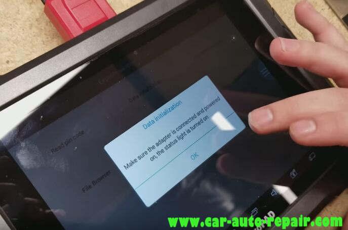 AutoProPAD ReflashInitialize Toyota Lexus Immobilizer System (10)