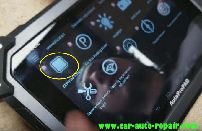 AutoProPAD ReflashInitialize Toyota Lexus Immobilizer System (8)