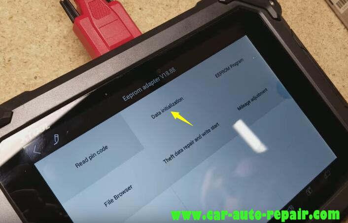 AutoProPAD ReflashInitialize Toyota Lexus Immobilizer System (9)