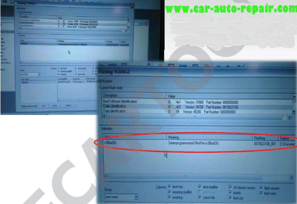 Benz 722.9 TCM EHS Programming & Coding by Vediamo (11)