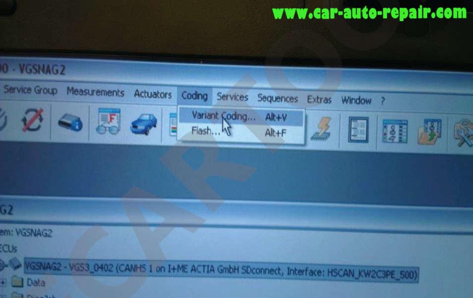 Benz 722.9 TCM EHS Programming & Coding by Vediamo (17)