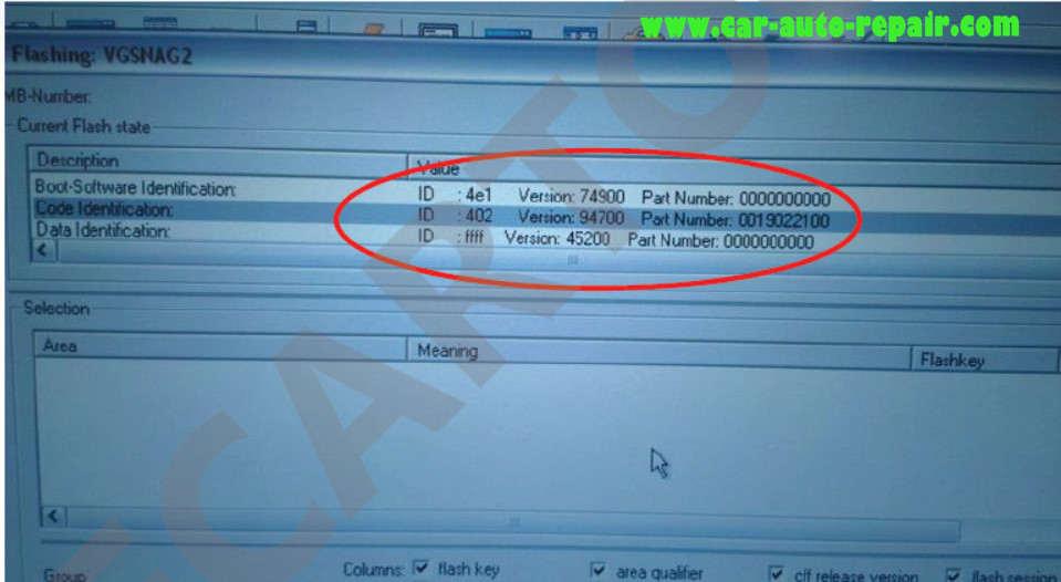 Benz 722.9 TCM EHS Programming & Coding by Vediamo (4)
