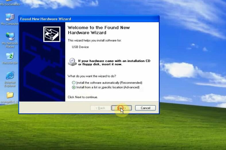 How to Install Orange 5 Programmer Software (3)