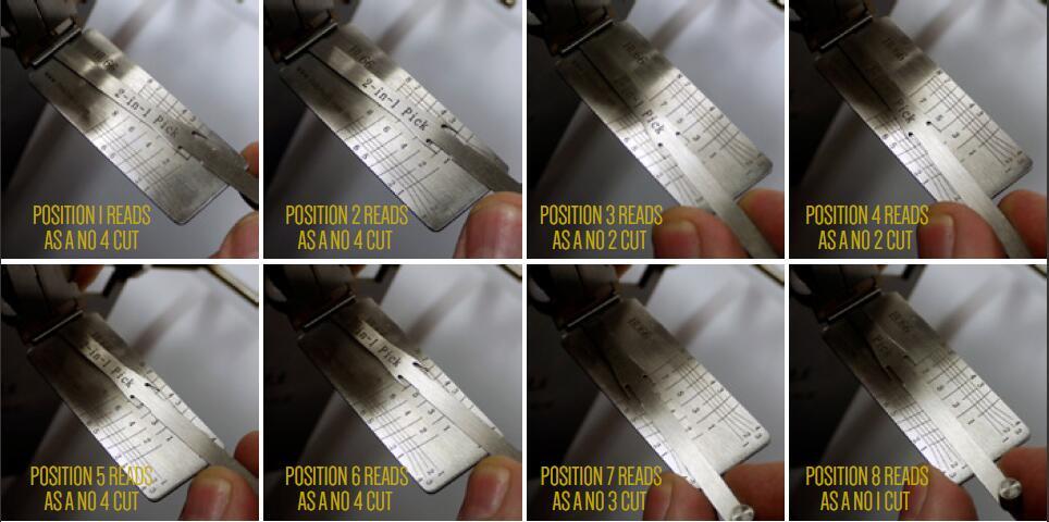 How to Pick Open VAG Audi,Seat HU66 Gen 1,2,3 Lock (6)