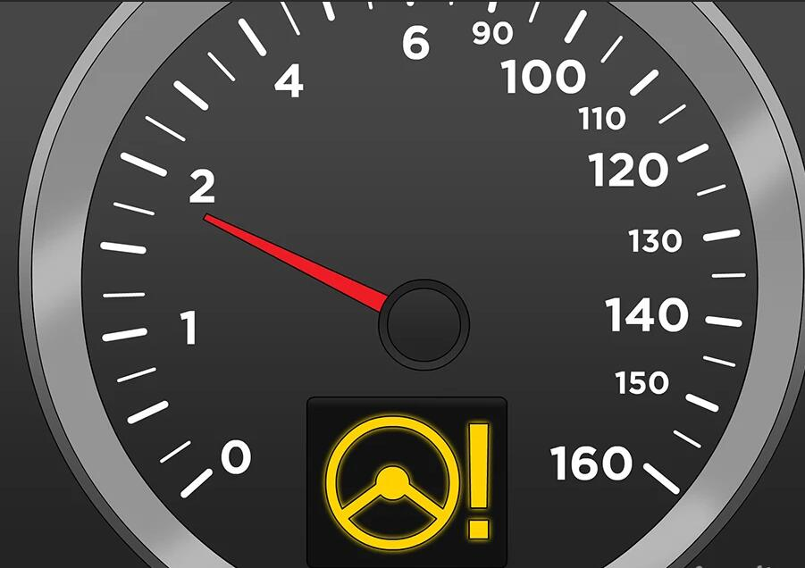 How to Repair VW Steering Warning Light On & P305300 Trouble (1)