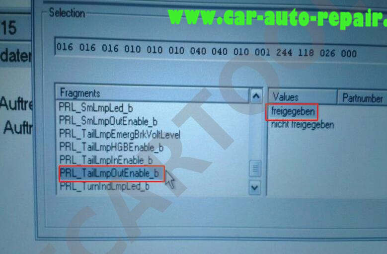 Mercedes Benz W204 Tail Lights Retrofit Coding by Vediamo (10)