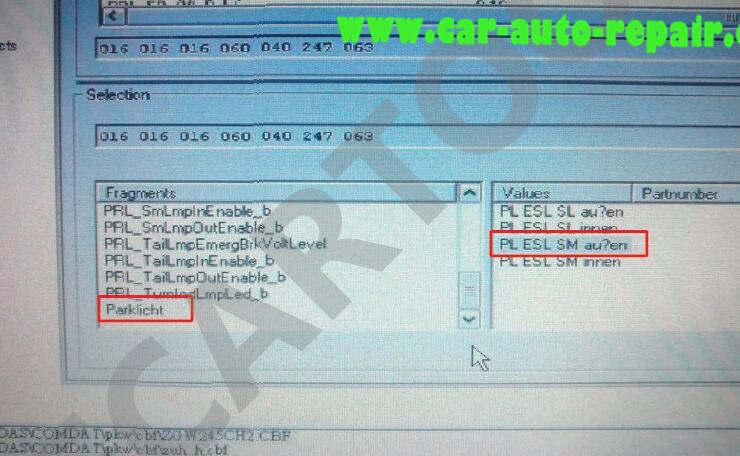 Mercedes Benz W204 Tail Lights Retrofit Coding by Vediamo (12)