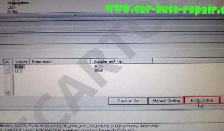 Mercedes Benz W204 Tail Lights Retrofit Coding by Vediamo (14)