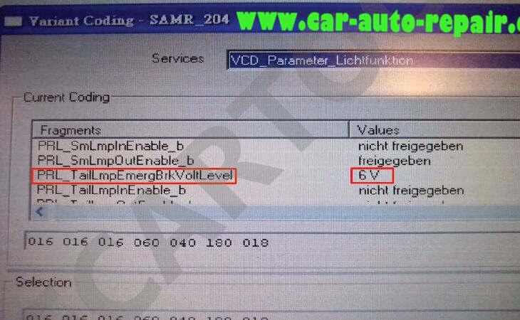 Mercedes Benz W204 Tail Lights Retrofit Coding by Vediamo (7)