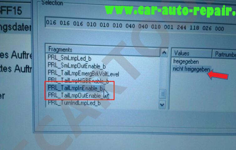 Mercedes Benz W204 Tail Lights Retrofit Coding by Vediamo (8)