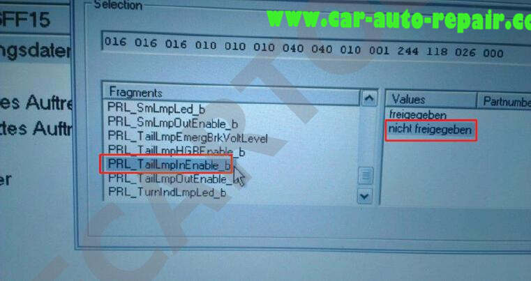 Mercedes Benz W204 Tail Lights Retrofit Coding by Vediamo (9)