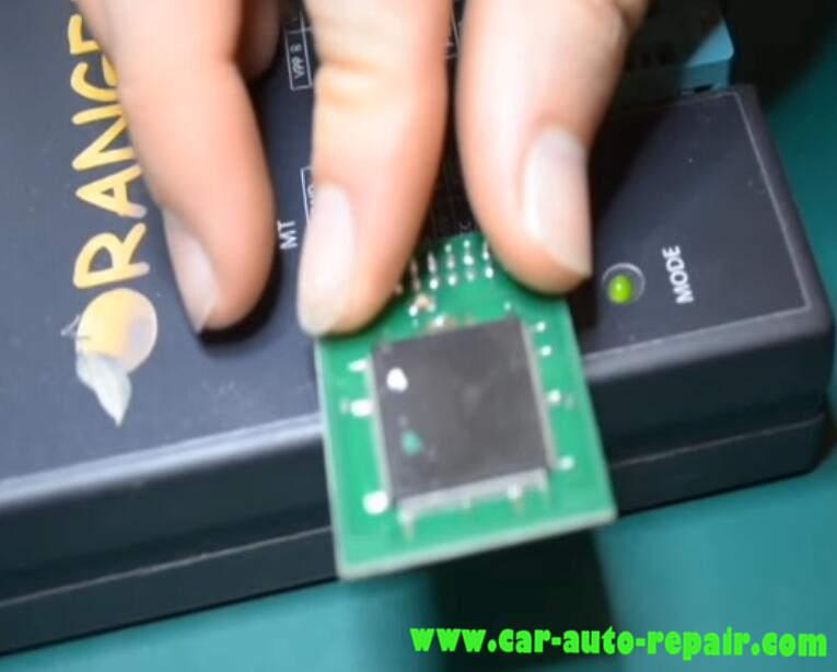 Orange 5 Programmer ReadWrite MC9S12DP512 Chip (7)