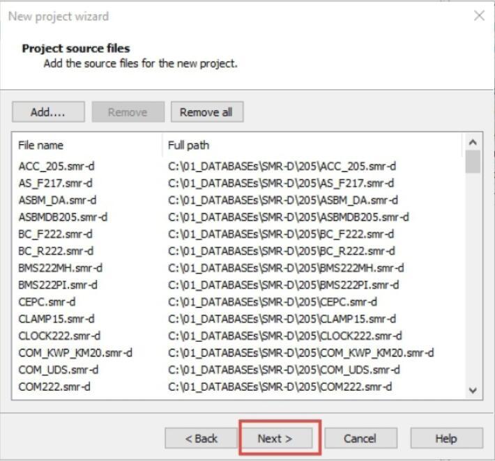 DTS Monaco SMR-D Modular Optimized Database Import Guide (4)