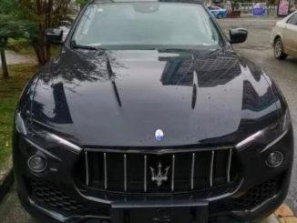 How to Disable Close Adblue SCR for Maserati Levante (1)
